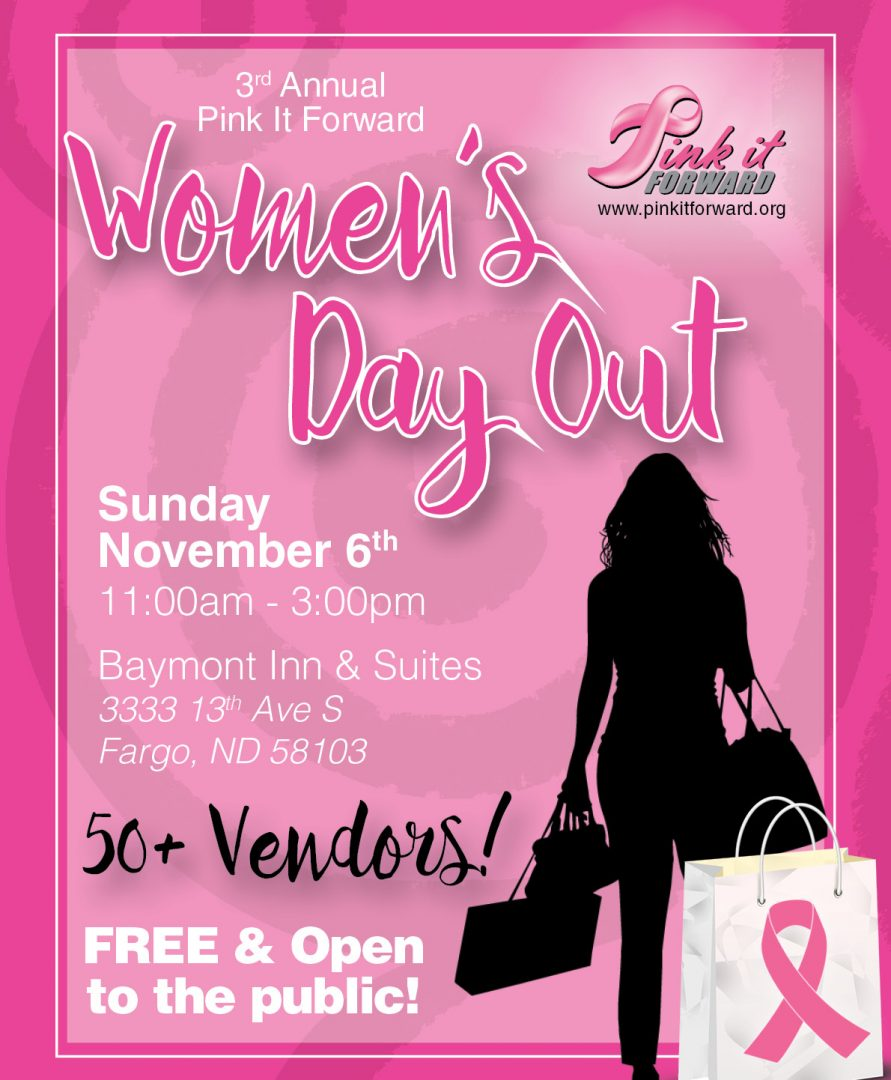 2016 Women's Day Out_Ad